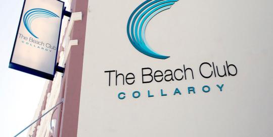 collaroy-beach-club-logo-design